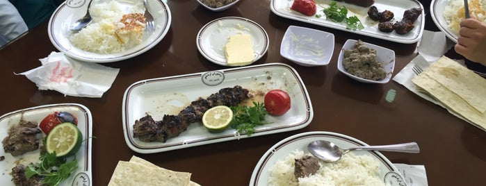 Ardeshir Restaurant | رستوران اردشیر is one of Orte, die Haniyehh gefallen.