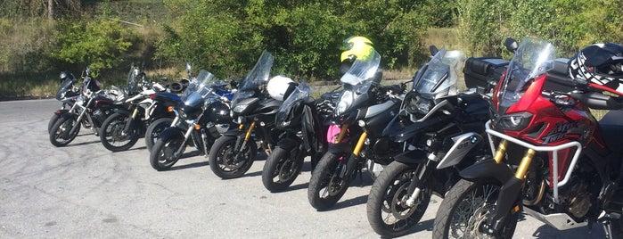 Мотошкола The Riders is one of Locais salvos de Artiom.