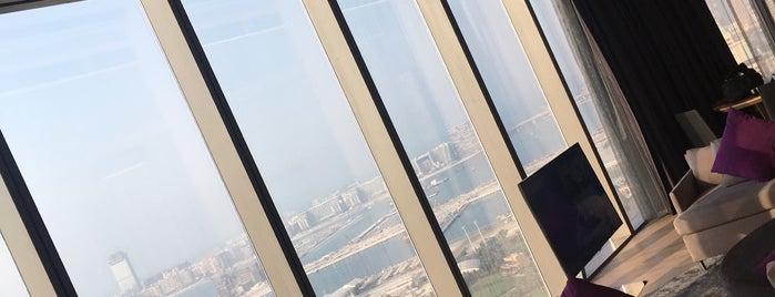Rixos Premium Dubai is one of Tempat yang Disukai PINAR.