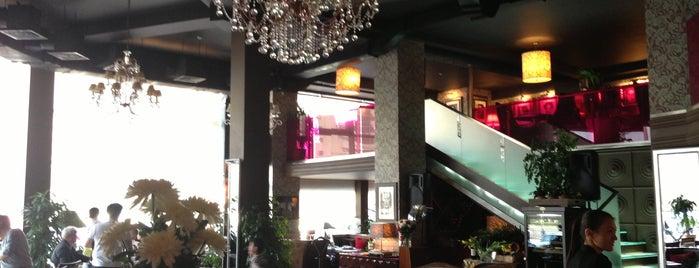 Cafestar is one of สถานที่ที่ Botazhan_Zh ถูกใจ.