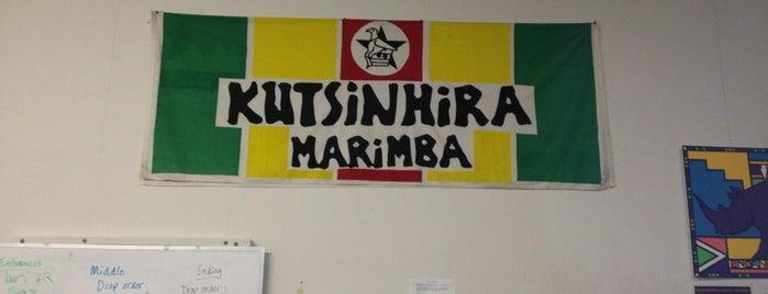 Kutsinhira Cultural Arts Center is one of สถานที่ที่ Erin ถูกใจ.