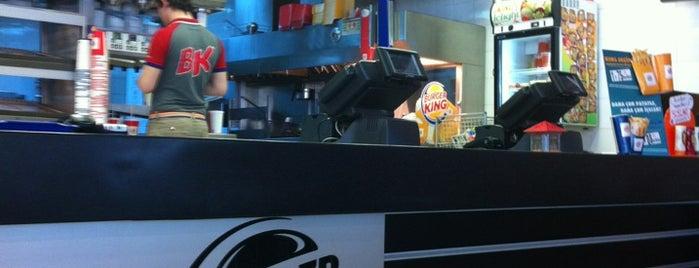 Burger King is one of tekirdağ.