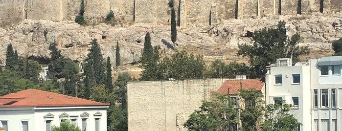 Acropolis Museum is one of สถานที่ที่ Καλλιόπη ถูกใจ.