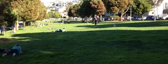 Precita Park is one of Kids SF.