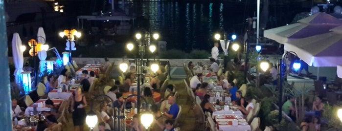 Ömür Liman Restaurant is one of :).
