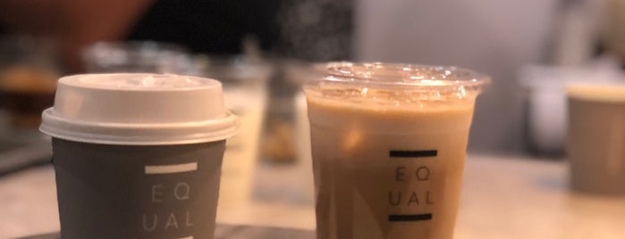 Equal Coffee Hub is one of Khobar.