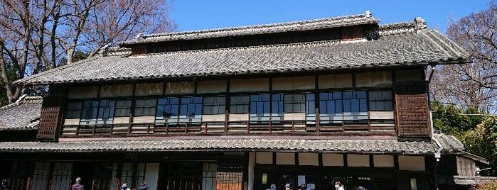 旧渋沢邸 中の家 is one of 渋沢栄一.