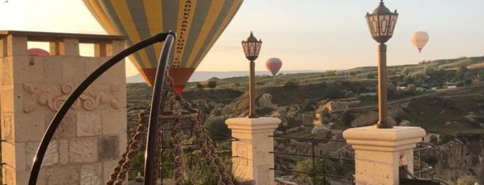 The House Hotel Cappadocia is one of Swenさんのお気に入りスポット.