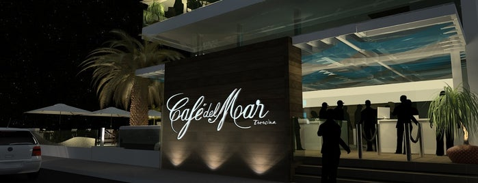 Café Del Mar is one of Nathy 님이 저장한 장소.
