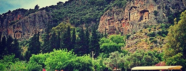 Dalyan is one of Fethiye.