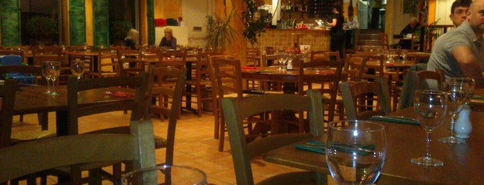 Vecchia Trattoria is one of When in Leatherhead.