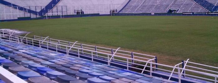 Estadio José Amalfitani (Club Atlético Vélez Sarsfield) is one of (EZE+).