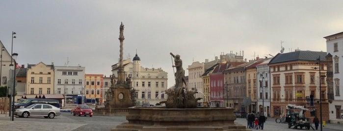 Dolní náměstí is one of Experience Olomouc like a locals!.