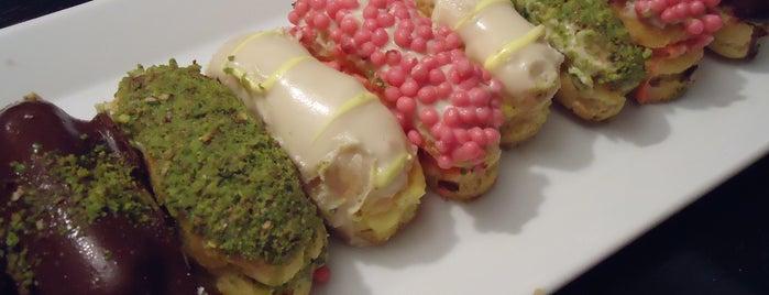 Pasta Sanatı is one of IST.