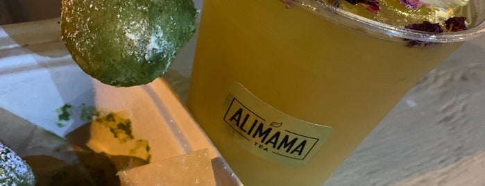Alimama is one of Treats.