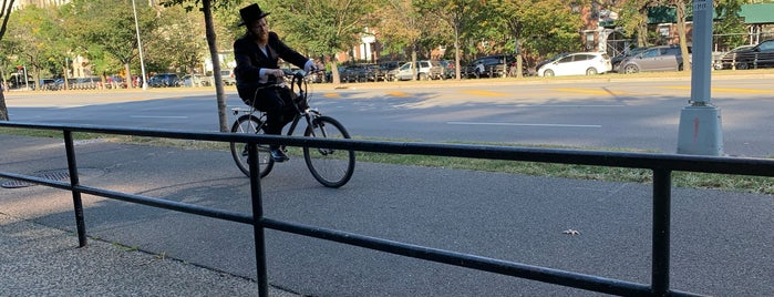 Ocean Parkway Bike Path is one of Make NYC Your Gym: In Transit.