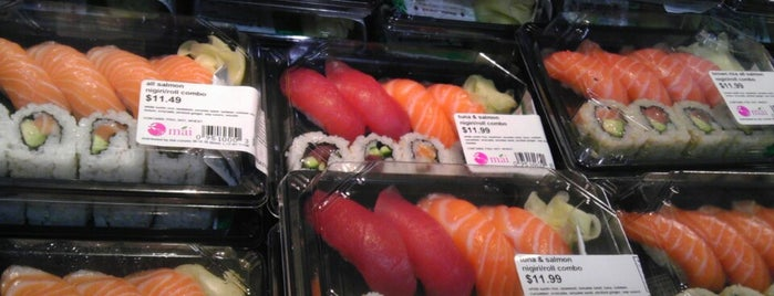 Mai Sushi is one of Food.