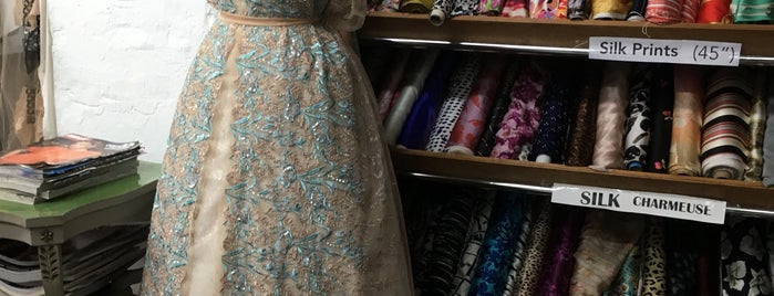 Fabrics & Fabrics Inc. is one of Ribbons, Trim, Bead, Fabric.