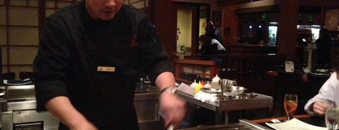 Musashi's Japanese Steakhouse is one of Oklahoma City OK To Do.
