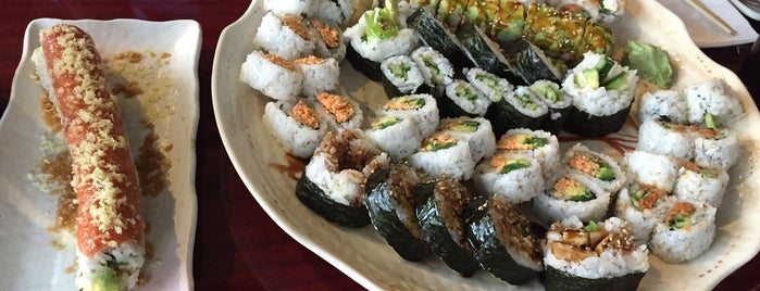 I Love Sushi is one of Must-visit Food in Indianapolis.