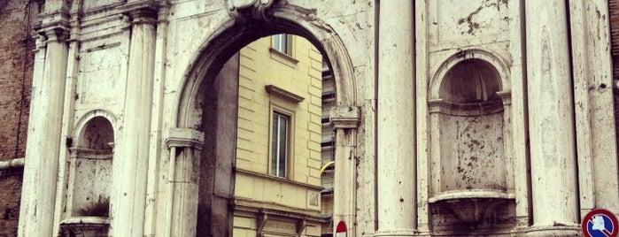 Piazza di Porta Portese is one of ROME - ITALY.