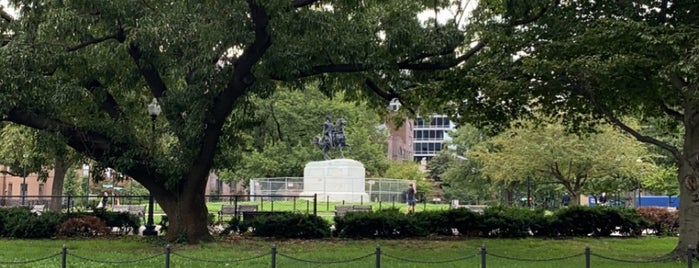 Foggy Bottom is one of Landmarks, Historical Sites, Parks and Museums.