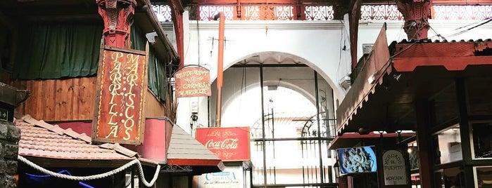 Kiosco Mercado del Puerto is one of Uruguai.