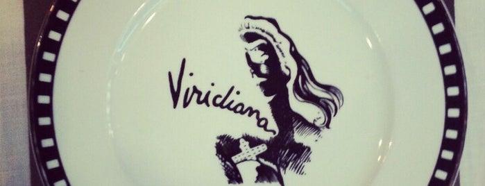 Viridiana is one of Madrid: Restaurantes +.