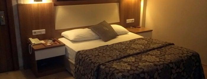 Hotel Baylan is one of Locais curtidos por Fatma.