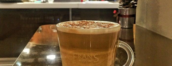 Fran's Café is one of Eduardo Fleury: сохраненные места.