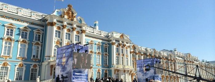 Екатерининский дворец is one of Интересные места. Санкт-Петербург..