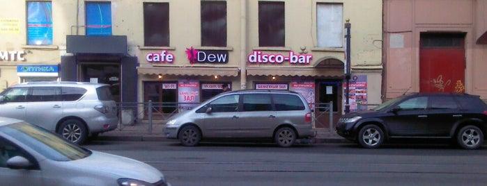 Dew Disco Bar is one of Posti che sono piaciuti a Rptr.
