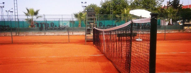Ordu Tenis Kulübü is one of Altınordu.