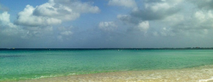 Grand Cayman Marriott Beach Resort is one of Grand Cayman Places to Try.