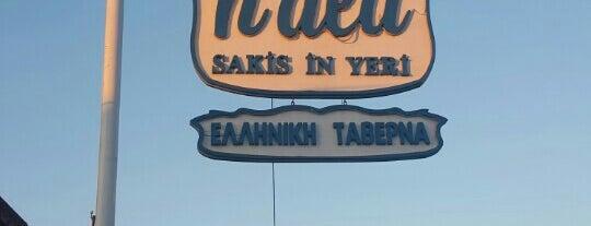 N'ala Sakis'in Yeri is one of Orte, die Emre gefallen.