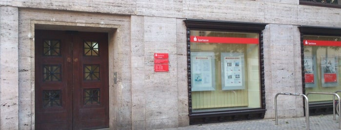 Sparkasse Leipzig is one of Impaledさんのお気に入りスポット.