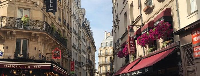 Quartier Latin is one of Paris - je t'aime.