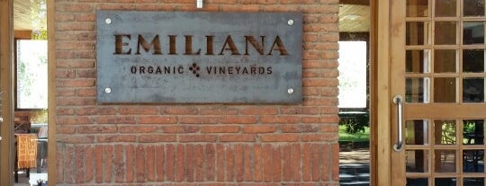 Emiliana Organic-Biodynamic Vineyards is one of Lieux qui ont plu à Angeles.
