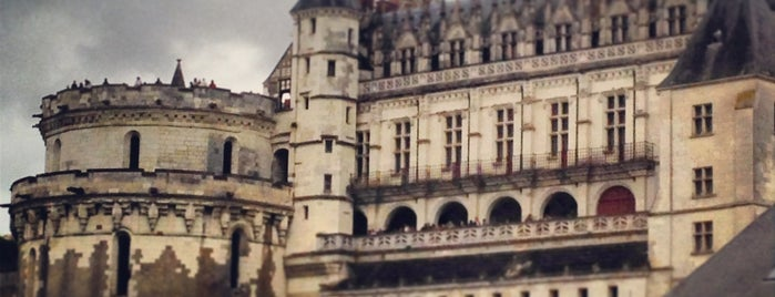 Château d'Amboise is one of Locais curtidos por Roberto.