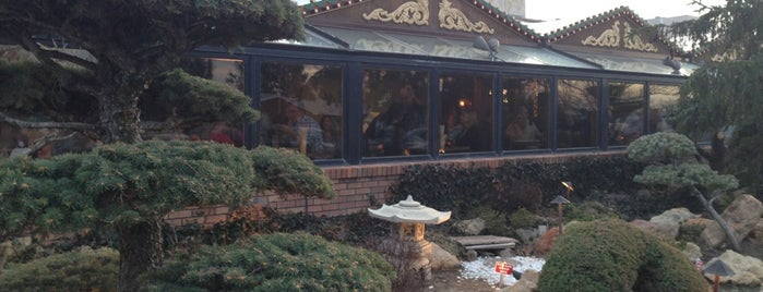 Mandarin Restaurant is one of Where to find amazing chocolate treats in Utah.