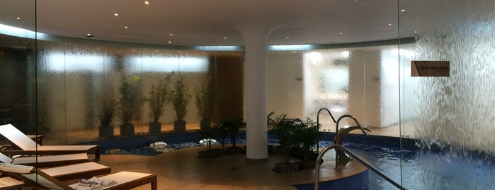 Spa Club Campestre de Bucaramanga is one of Danieleさんのお気に入りスポット.