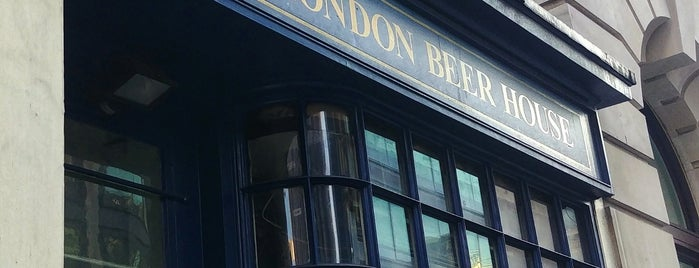 The London Beer House is one of Deniz'in Beğendiği Mekanlar.