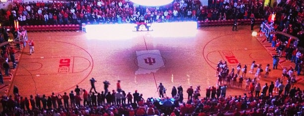 Assembly Hall is one of Sports Venues.