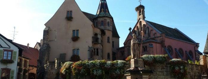 Auberge des Trois Châteaux is one of Alsace - Lorraine.