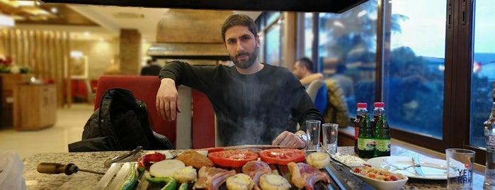 Masko Mangalbaşı Restaurant is one of Alkollü Restoranlar ve Meyhaneler.