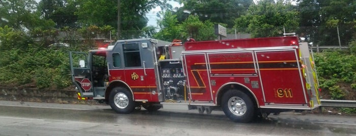 I-75S & Forsyth is one of Macon & Forsyth.