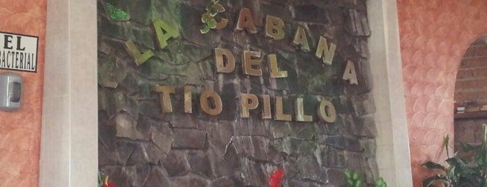 La Cabaña del Tío Pillo is one of Lugares favoritos de Manuel.