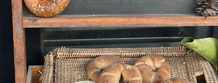 SF Bagels is one of Bread and cake seoul2019.