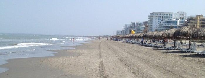 Playa Las Américas is one of Espacios Favoritos al Aire Libre.