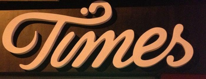 Times Caddesi Cafe & Restaurant is one of Volkan'ın Beğendiği Mekanlar.